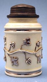 Rare Stoneware Wine Flask (Schraubflasche)