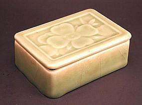 Rookwood Art Pottery Box